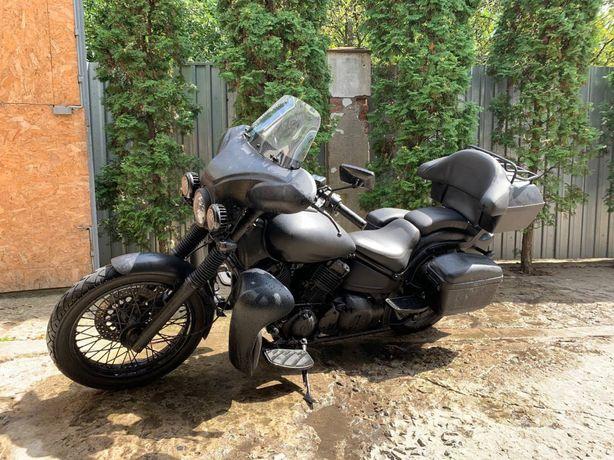 Срочно! Мотоцикл Yamaha Dragstar 400 Custom 1998