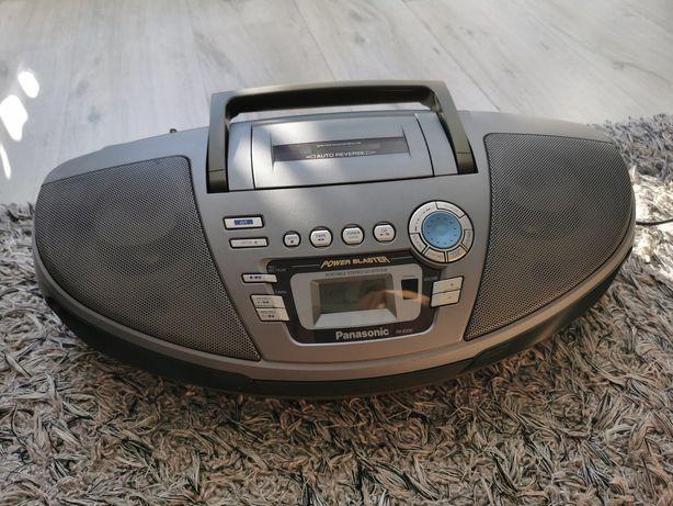 Radiomagnetofon panasonic rx-es30