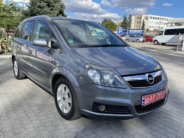 Opel Zafera 1,8 газ бензин