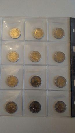 Monety 5 złotych