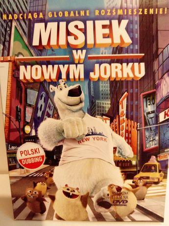 Film Misiek w Nowym Jorku DVD