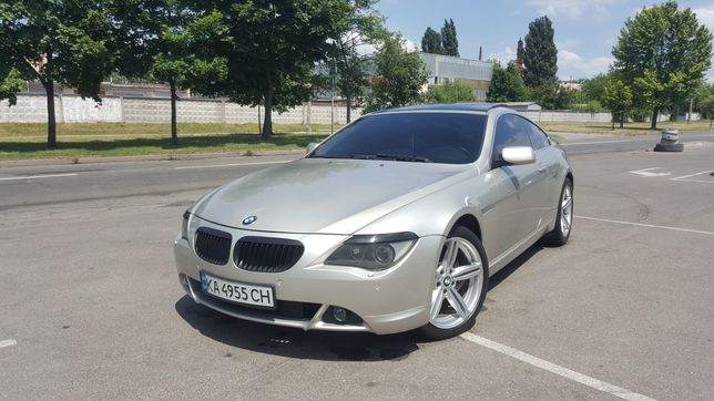 BMW 645ci газ ОБМЕН срочно!