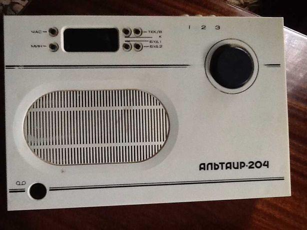 Радиоприемник Альтаир-204