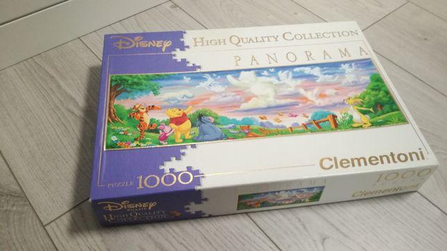 Puzzle 1000 peças da Winnie the Pooh