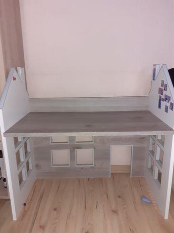 Biurko domek dla dziewczynki