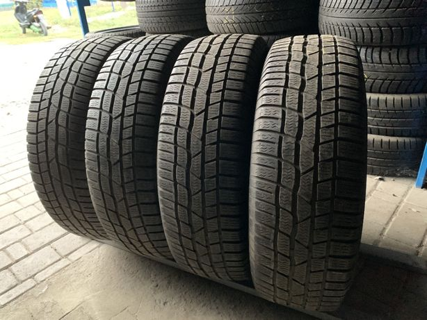 зима 215\65\R17 6,8мм Continental 4шт шины шини