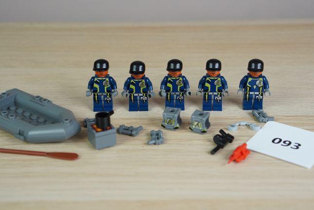 Lego #093 - Agents - Agenci - WYPRZEDAŻ KOLEKCJI