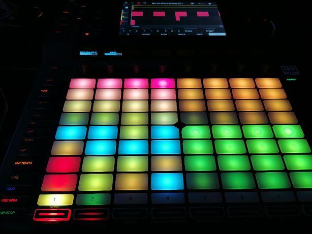 AKAI FORCE - Groovebox MPC Sampler - Zamiana na Roland TR8s