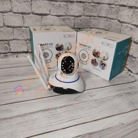 Смарт IP Камера для видеонаблюдения Wi-Fi Smart Net Camera Оригинал