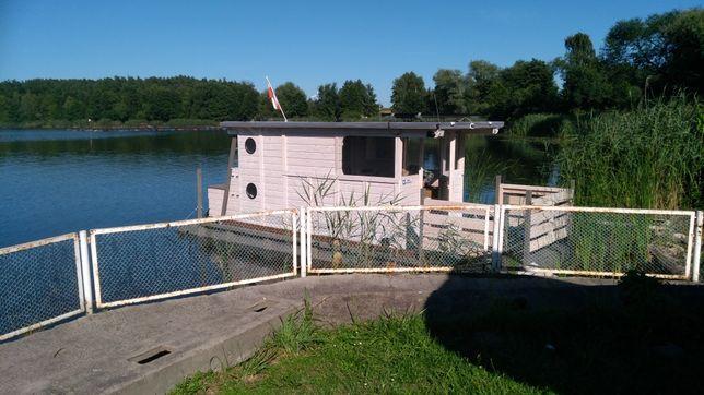 Domek na wodzie Housboot ,barka, katamaran jacht tratwa