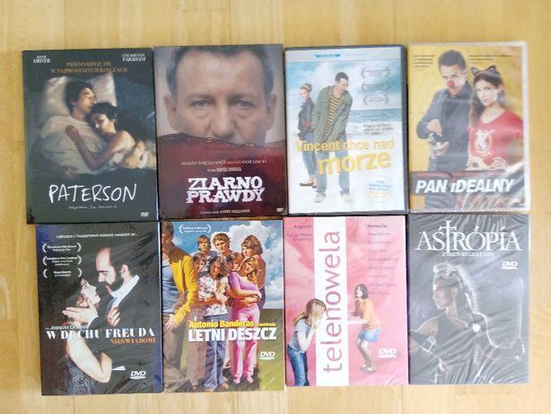Filmy DVD od 5 zł Nowe w folii Paterson, Ziarno prawdy, Letni deszcz