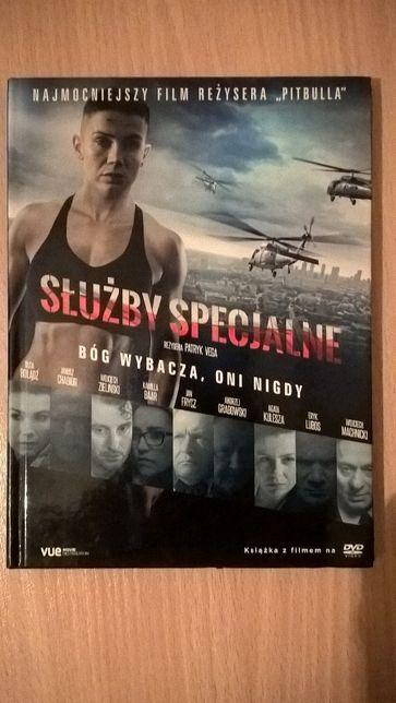 DVD Sluzby specjalne