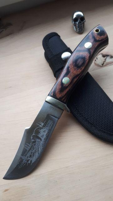 Rosyjski nóż myśliwski