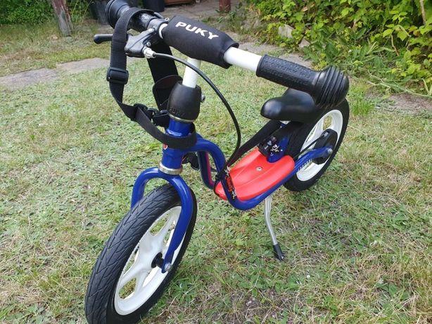 Rowerek biegowy PUKY LR 1L Br hamulec + pasek transportowy