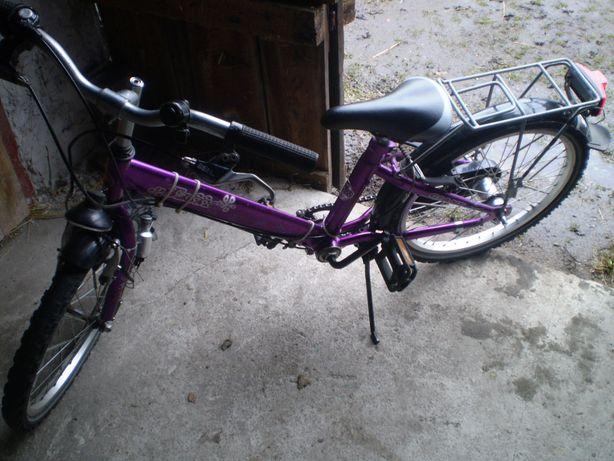 Sprzedam dwa rowery młodzieżowe