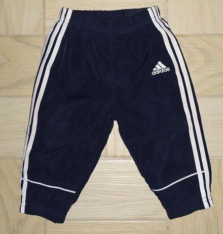 Spodnie dresowe Adidas 9-12 mc 74 cm