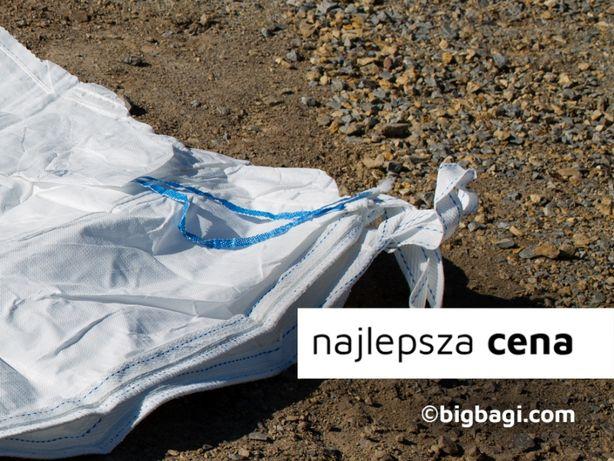 Worki Big Bag Bags Beg Bagi Begi nowe i używane na zboże kamień piach
