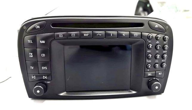 Radio nawigacja Mercedes SL R230