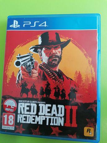 Red dead redemption 2 PS4 PL Sklep