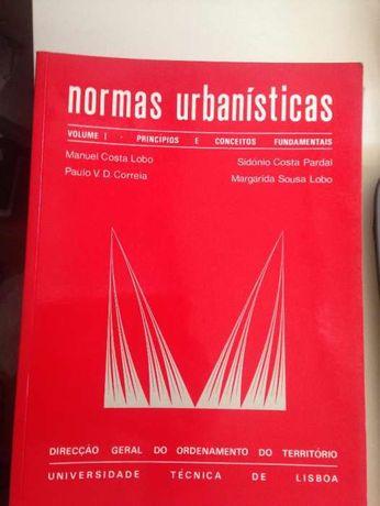 Normas Urbanísticas - Vol I - Principios e conceitos fundamentais