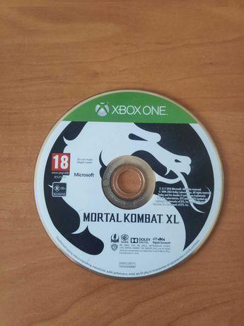 Диск игра Mortal Kombat XL Xbox one series s x мортал комбат 10 11 12