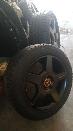 Koła zimowe Mercedes ML W164 AMG Pirelli 225/50/19 ŚRUBY GRATIS