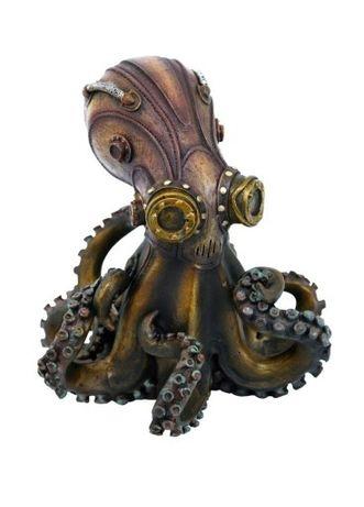 Nemesis Now Octo-Steam figurka DO AKWARIUM NOWA