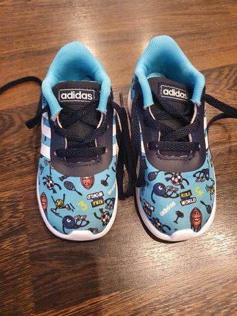 Adidas buty dla chlopca jak nowe r 23
