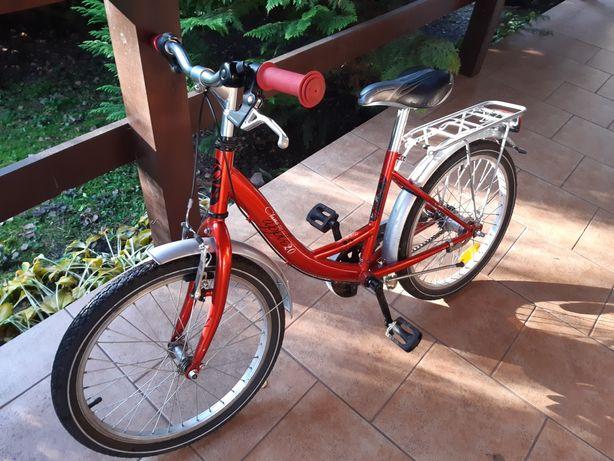 Rower 20 cali dla dziecka