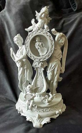 Escultura em massa belíssima Altura 50cmAnjo da Paz