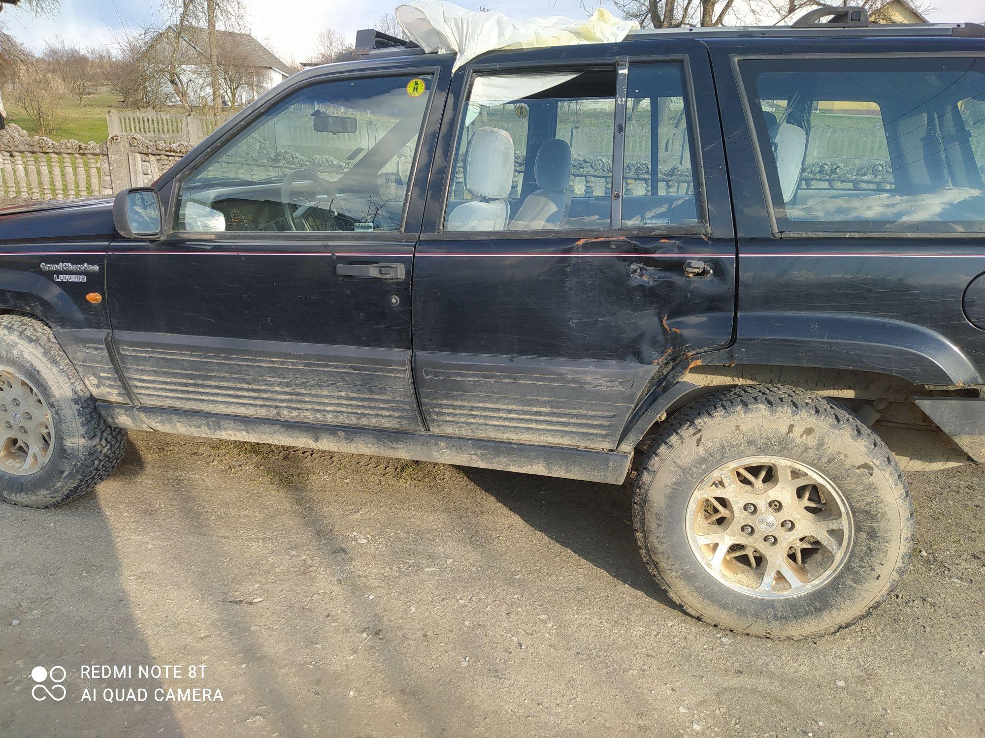 Karoseria Jeep zj EUROPA