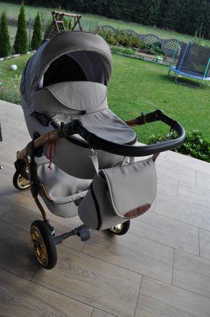 Sprzedam !!! Wózek dziecięcy 3w1 + gratisy .