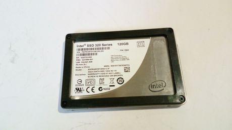 Твердотельный накопитель SSD Intel 120Gb. 2.5
