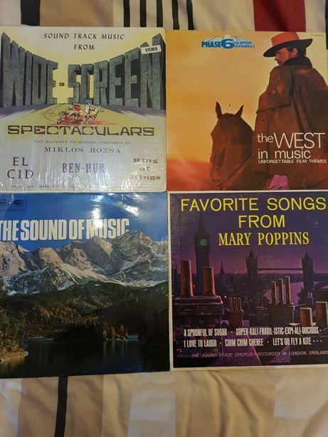 Disco vinil - Bandas sonoras de filmes famosos