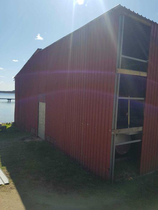 Wiata blaszana ocynk, garaż hangar , solidny Drawsko Pomorskie - image 1