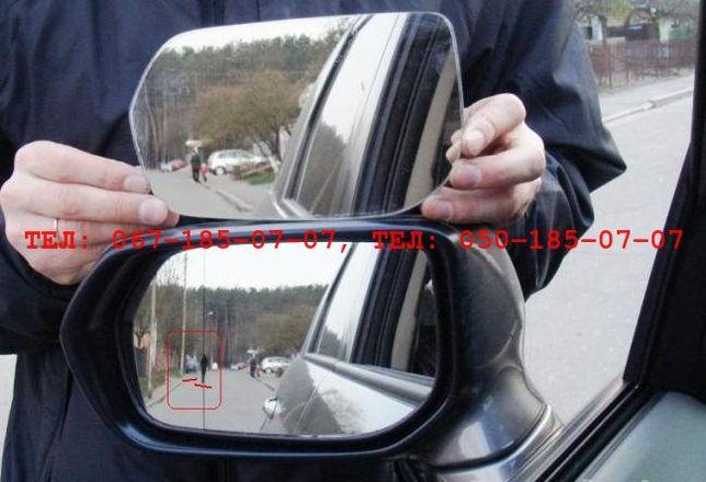 Европейское зеркало для автомобилей США. Сфера, подогрев, монтаж