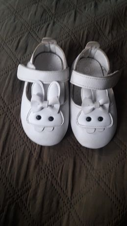 Туфельки дитячі кожані