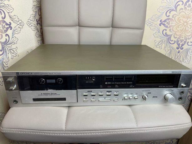 Optonica RT-5200 (кассетная дэка, кассетный магнитофон)