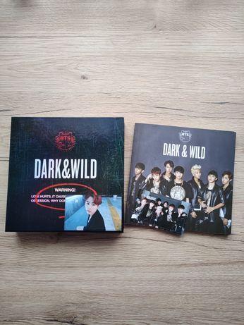 BTS DARK&WILD jin card group card kpop