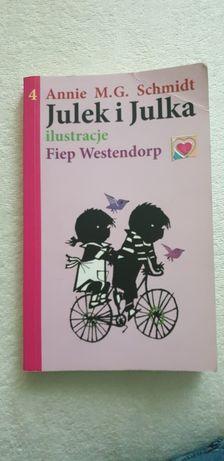 Julek i Julka Schmidt tom 4 książka dla dzieci