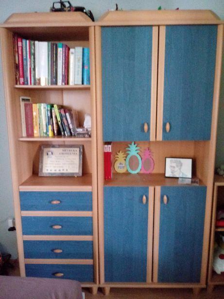 Meble BRW Małgośka z szafą - w zestawie lub na sztuki
