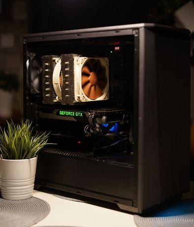 Komputer do gier/Ryzen 5 2600/x370 crosshair hero/GTX 980Ti/32gb ram