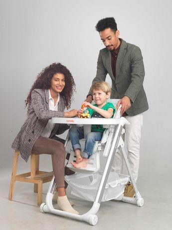 Стульчик Столик для кормления ребенка Carrello Concord