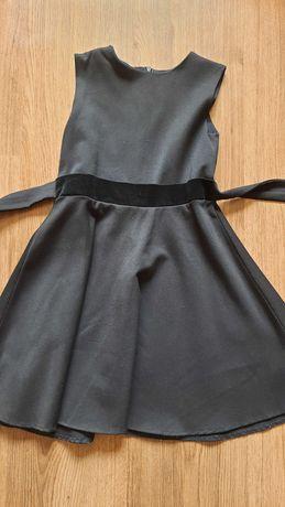 Плаття шкільне синє