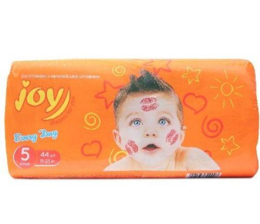 Памперсы Joy 5,4,3