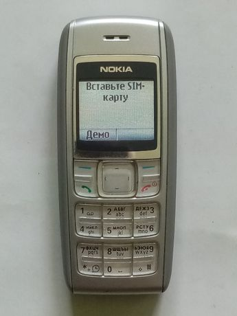Телефон «NOKIA» 1600