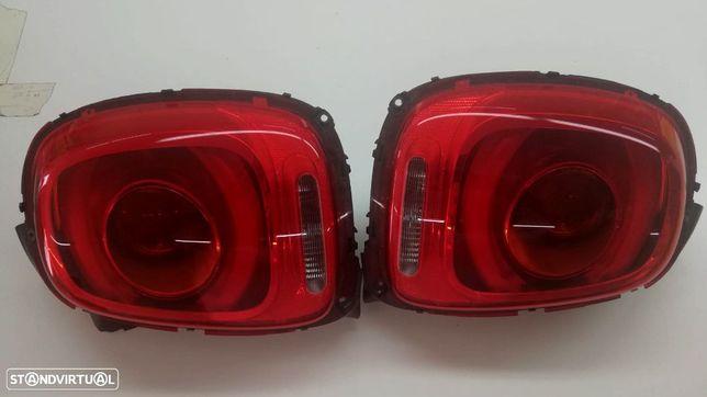 Mini F55 F56 F57 - Farolins Traseiros LED ORIGINAIS