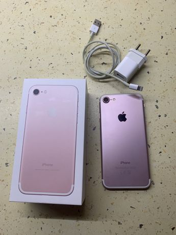 Iphone 7 32gb rose newerlock