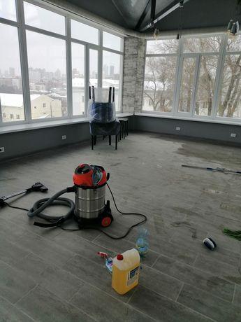 Профессиональная уборка квартир, домов и помещений