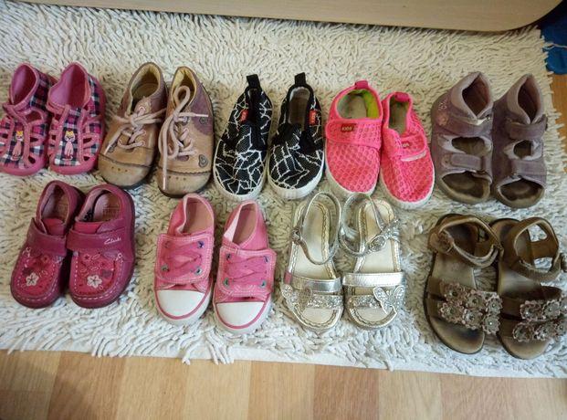 Фирменная обувь на девочку,кеды, босоножки, слипоны, мокасины